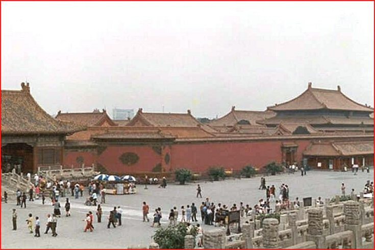 Císařský palác Gugong 2