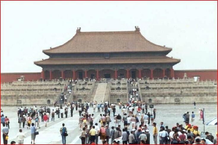 Císařský palác Gugong 3
