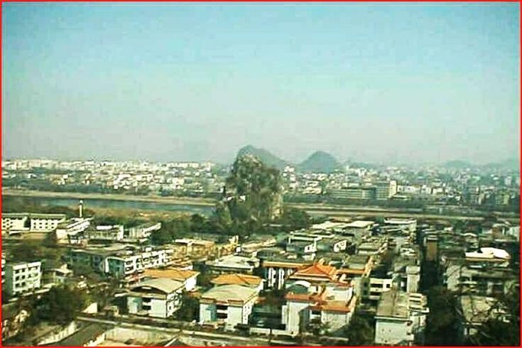 Město Kuejlin