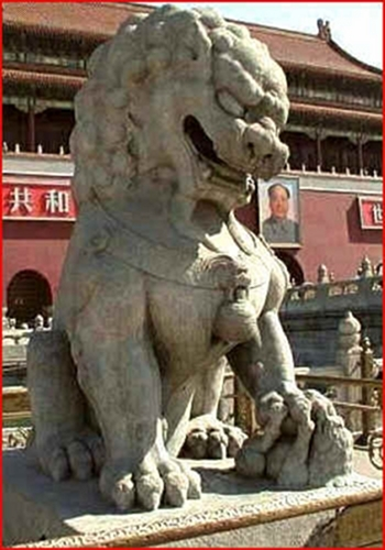 Náměstí nebeského klidu Peking 2