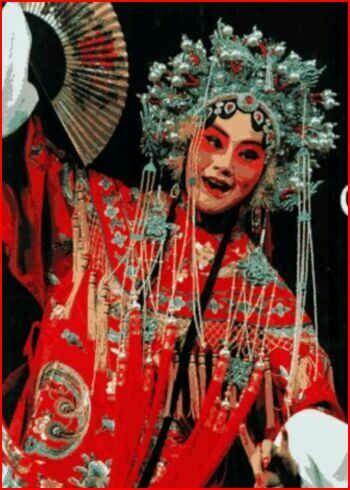 Pekingská opera 2