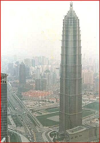 Televizní věž v Šanghaji