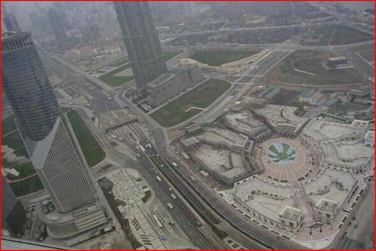 Výhled z televizní věže